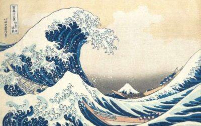 Being Like a Mountain: What Hokusai's…